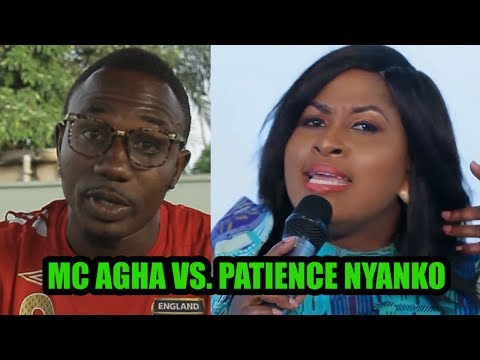 MC AGHA ON PATIENCE NYARKO FEAT  BRO  SAMMY   OBI NYANIME OFFICIAL VIDEO