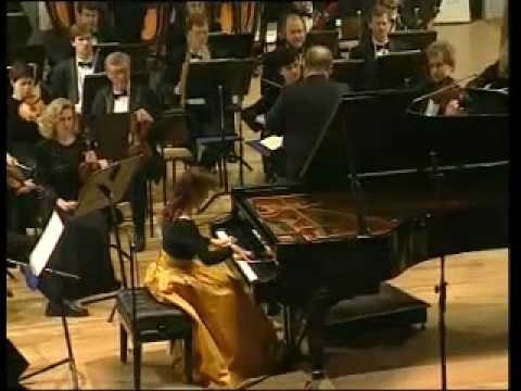 MUZA Rubackyte. C.Saint-Saens Concerto No.2 (sample 1)