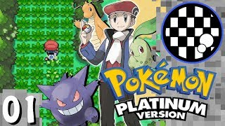 Pokemon Platinum Randomizer | PART 1