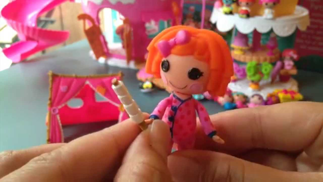 Lalaloopsy Minis Unboxing Kat Jungle Roar Sunny Side Up Youtube