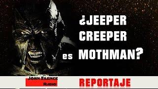EL ORIGEN DEL DEMONIO Jeepers Creepers