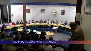Yvelines | Un conseil municipal tendu à Villepreux