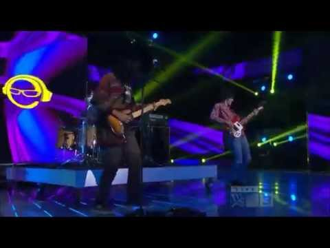 Brendon Thomas and The Vibes - Power of Soul (The X Factor NZ 2015) [Live Show 4 - Bottom 2]
