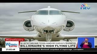 EXCLUSIVE: DCI raids tycoon Humphrey Kariuki's properties, planes missing