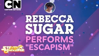 "Steven Universe | FULL SONG Rebecca Sugar Debuts ""Escapism"" 