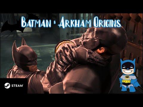 Batman : Arkham Origins II The Beginning II Part 1 |