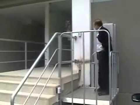 Elevador Hidrahulico Para Discapacitados Modelo Hatun