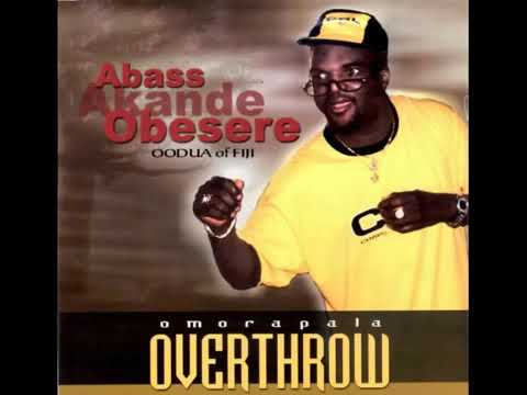 Download Abass Akande Obesere-OVERTHROW
