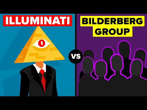 Illuminati vs Bilderberg Group - How Do They Compare (Secret Society Comparison)