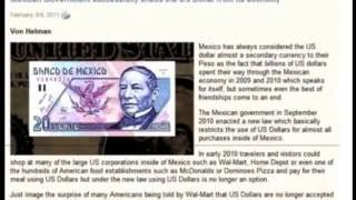 Bankers Resigning and the New World Order is on the Horizon, America is dead!