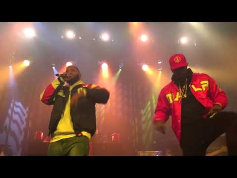 THE GAME Documentary 2 tour LIVE FULL MELKWEG