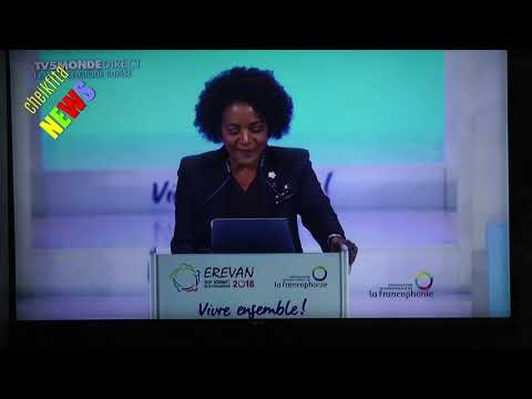 Francophonie  la pique de Michaëlle Jean à Macron et Kagame