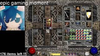 Diablo II Holy Grail - Trang-Oul's Scales (328 of 502)
