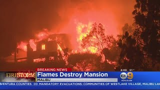 Woolsey Fire Doubles To 70,000 Acres, Destroys 150+ Homes And Forces Evacuation Of 250,000