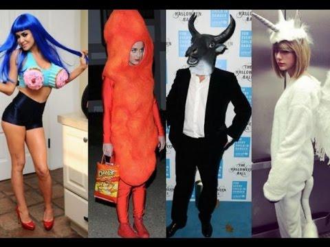 disfraces de halloween 2015 famosos