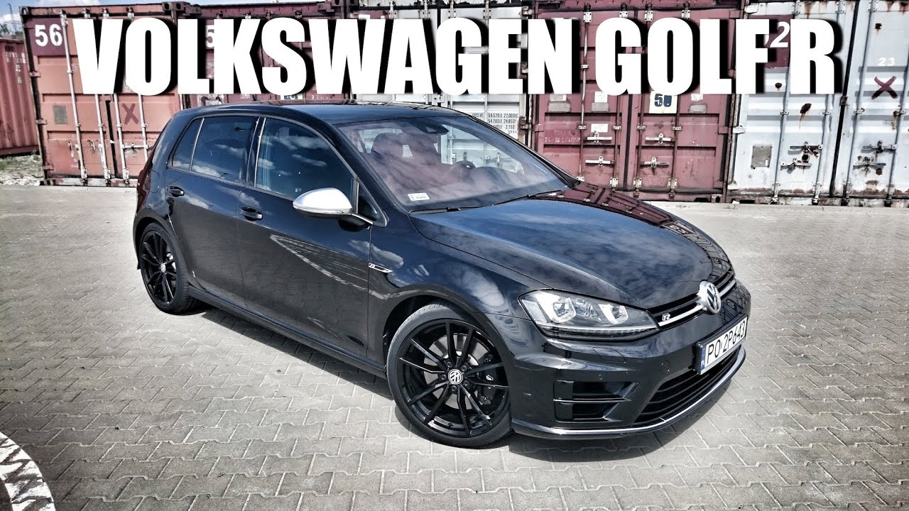 volkswagen golf r mk7 eng test drive and review youtube. Black Bedroom Furniture Sets. Home Design Ideas