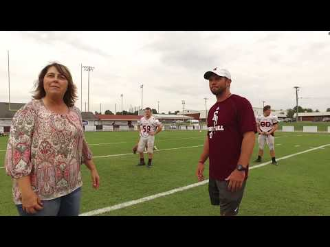 2017 East Robertson High School football Kick for Cash