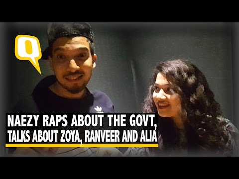The Quint: Naezy Raps About the Govt, Talks About Zoya, Ranveer, and Alia Mp3