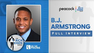 Download BJ Armstrong Talks Clippers-Jazz, Sixers-Hawks, Michael Jordan & More w/ Rich Eisen   Full Interview