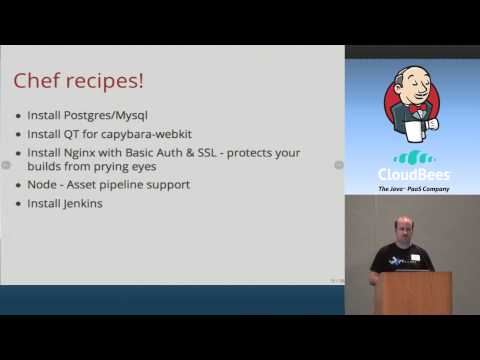 Jenkins with Ruby on Rails