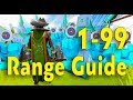 1-99 Range Guide [1.2M+XP/HR!][FAST/AFK] - Runescape 3