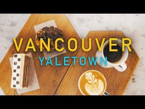 Exploring Vancouver - Yaletown