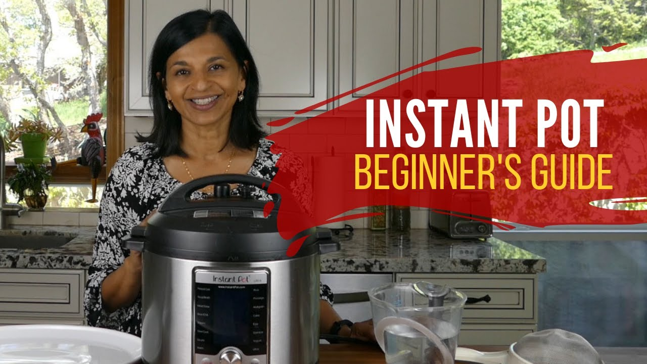 Instant Pot Quick Start Guide  How To Use Your New Instant Pot  Paint The  Kitchen Red