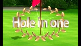 Wii Sports Resort - Golf - Classic 9 Holes -22 (Theoretical Score)