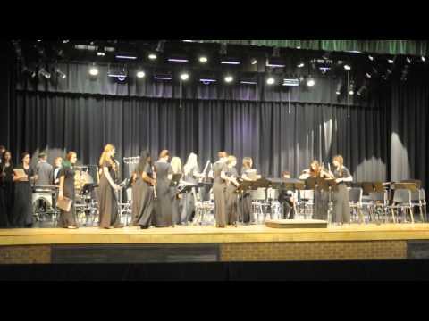 Hammond HS Music Trip 2015   Virginia Beach
