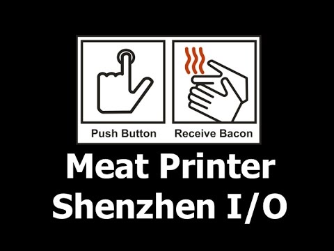 Shenzhen I/O - Part 11 - Traffic Signal Meat Printer - YouTube