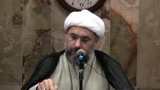 لماذا وصف القرآن اليهود المعاصرين للنبي محمد ص بقتلة الأنبياء - الشيخ عبدالله دشتي