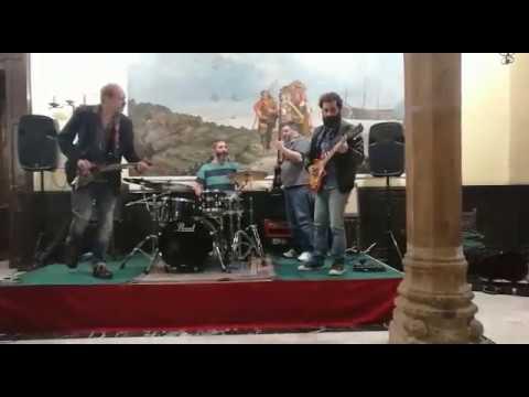 Francisco Simón y Castor Montes Blues Jam