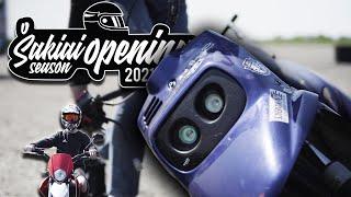 Šakiai Scooter Season Opening 2021!