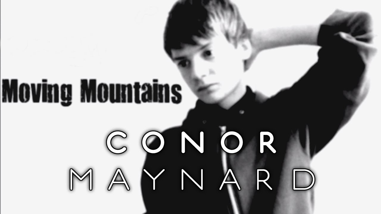Conor Maynard Covers | Usher — Moving Mountains
