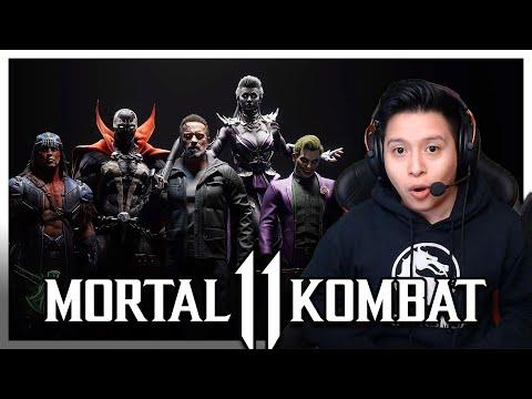 Mortal Kombat 11: Official Roster Reveal Trailer For Kombat Pack 1 Reaction  
