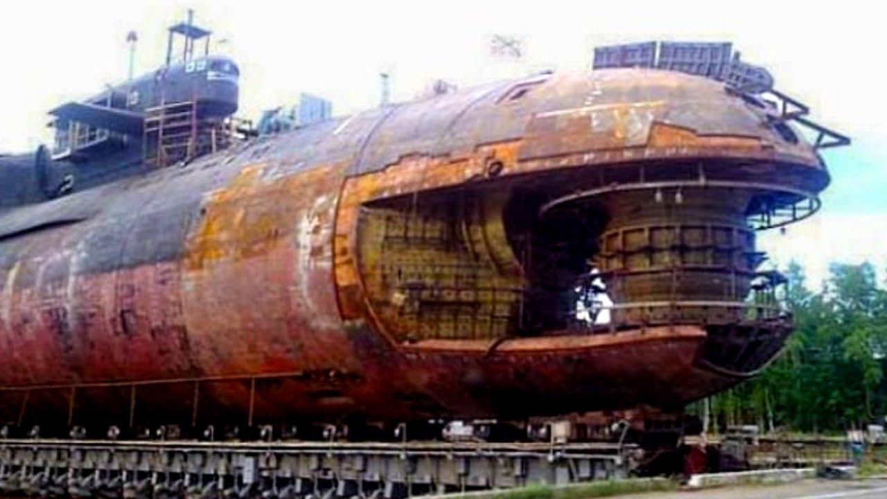 Craziest Soviet Machines You Won't Believe Exist