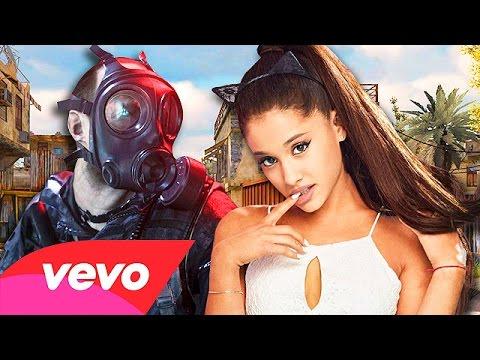 Modern Warfare Remastered Song Parody! ���Side to Side - Ariana Grande� (COD4)