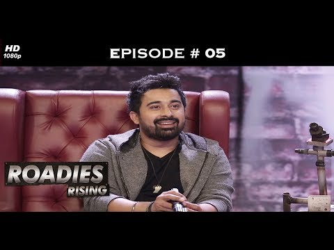 Roadies Rising - Episode 5 - Karan Kundra unleashes his fury again!