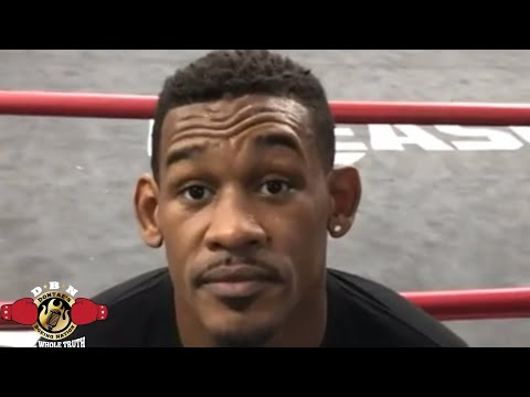 """DANNY JACOBS: """"I DONT THINK JERMALL CHARLO WILL TAKE THE FIGHT"""" JACOBS EXPLAINS WHY"""