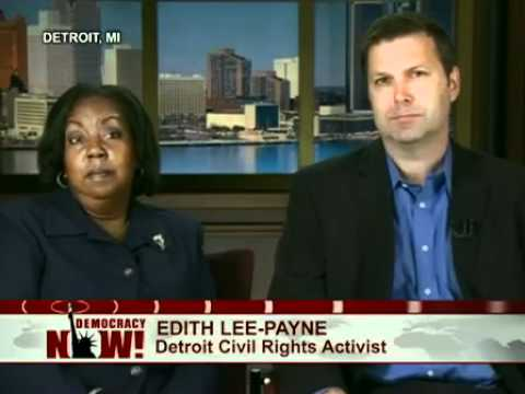 Michigan Residents File Lawsuit Challenging Emergency Law Installing Unelected City Managers