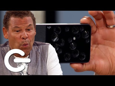 Light L 16: Is this the Camera of the Future? 16 Lenses in One Camera!
