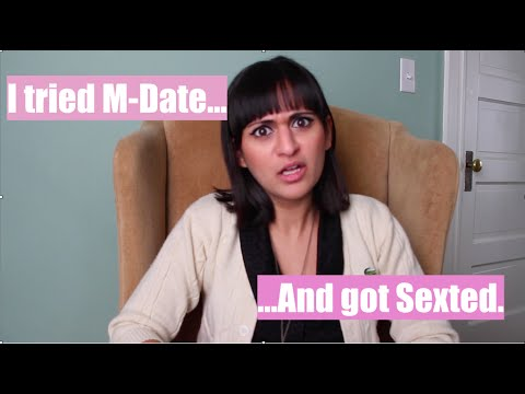 I tried a Muslim Dating site...And almost got sexted.