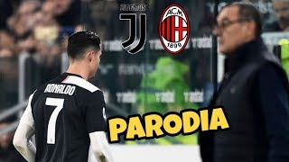 JUVE MILAN 1-0 - Parodia
