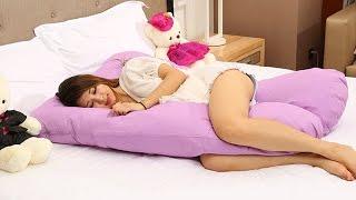 Подушка для беременных и кормящих мам с Таобао(Подушка для беременных и кормящих мам с Таобао Ссылка на подушку: https://world.taobao.com/item/45509908674.htm?spm=a312a.7700714.0.0., 2016-08-19T12:30:14.000Z)