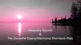 Alexandra Soumm - N. Paganini:  Violin Concerto No. 1 in D Major, Op. 6 / II. Adagio espressivo