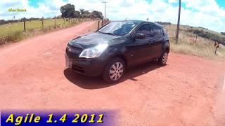 Agile LT 1.4 2011 | impressões ao dirigir