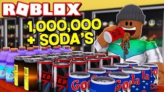*NEW* ROBLOX SODA DRINKING SIMULATOR