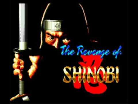 The Revenge of Shinobi 'Sunrise boulevard' REMIX