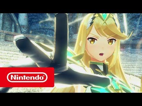 Xenoblade Chronicles 2 - Accolades Trailer (Nintendo Switch)