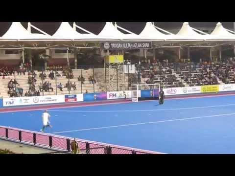 Australia 3 beat Malaysia 2 Azlan Shah Hockey